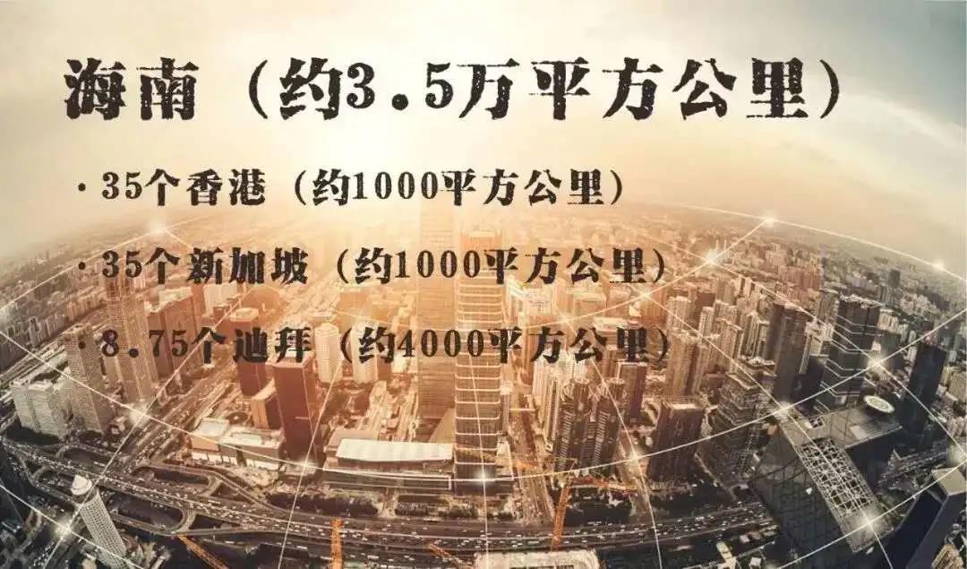 海南自贸港进入全面实施阶段 湛江率先享受红利辐射 鼎龙天海湾插图(4)